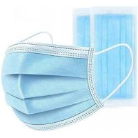 Buy cheap Medical Grade Disposable Earloop Face Mask Against Viruses For Personal Health product
