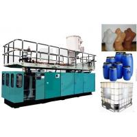 Buy cheap High Efficiency Extrusion Blow Molding Machine ABLD150 Clamping Force 800 KN from wholesalers