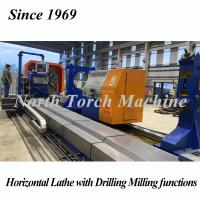 Buy cheap High Quality Steel Roll Turning Lathe, CNC Lathe, Horizontal Lathe Machine CK84100 from wholesalers