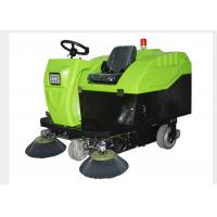 Buy cheap Autc-Ht150 Industrial Floor Sweeper Machine Ride On Sweeper Scrubber 170l Dustbin Capacity from wholesalers