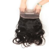 Buy cheap 100 Virgin 360 Lace Frontal Brazilian Body Wave 360 Full Lace Wigs from wholesalers