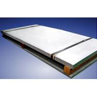 Buy cheap BA Finish 16 Gauge Stainless Steel Sheet , Cold Rolled Stainless Steel Plate from wholesalers