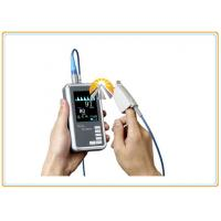 Buy cheap 75G Weight Oxygen And Heart Rate Finger Monitor , Most Accurate Finger Pulse Oximeter from wholesalers