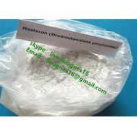 Buy cheap Masteron Drostanolone Steroid / Cutting Cycle Steroids Propionate Masteron 521-12-0 from wholesalers