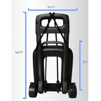 Buy cheap High-quality rod folding portable luggage cart from wholesalers