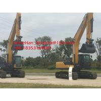 Buy cheap XCMG XE235C 23.5 Ton Mobile Crawler Mounted Excavator Low Fuel Consumption from wholesalers