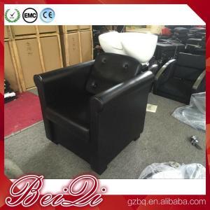 Buy cheap Hair salon equipment furniture used hair salon stations high quality luxury shampoo chair product