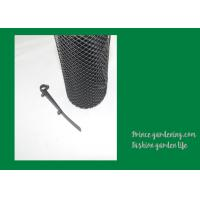 Buy cheap Durable Garden Plant Accessories , Black Gutter Guard Mesh 0.16 X 6m from wholesalers