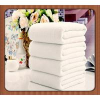 Buy cheap Spunlace Nonwoven Disposable Face Towel Bath Towel Hotel Towel from wholesalers