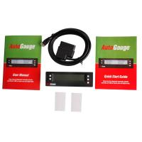 Buy cheap Scangauge OBD2 AutoGauge 5 in 1 Vehicle Monitor Auto Gauge from wholesalers