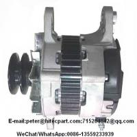 Buy cheap Powerful Auto Spare Parts Truck Alternator Assembly / Alternator Generator 12V / 24V from wholesalers
