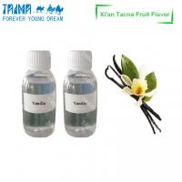 Buy cheap Factory direct selling Usp grade high concentrated PG/VG Based UK market Vanilla fruit flavor product