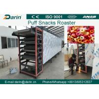 Buy cheap Jinan Darin Puff Corn Snacks Extruder Machinery / Puff Snack Extruder  / Oven from wholesalers