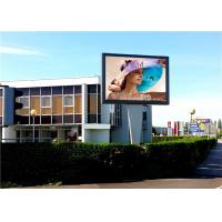 Buy cheap Large Format Full Color P6 High Resolution Led Billboard Static Advertising Application from wholesalers