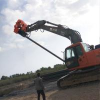 Buy cheap Dialing steel sheet pile machinery made in wuxi with high quality and competitive price from wholesalers
