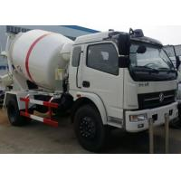 Buy cheap Small Concrete Mixer Truck 5CBM Dongfeng 4x2 5M3 Color Customized TS 16949 Certified from wholesalers