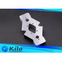 Buy cheap Brushing SS Machined Metal Parts , Metal Milling Service With Sophisticated Technology from wholesalers