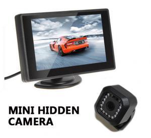 Buy cheap Black Sony CCD MINI Hidden 700TVL IR Night Vision Car  Box Camera product