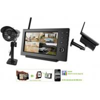 Buy cheap Remote View 2.4Ghz Video Camera Security System , Li Battyer Inside Monitor from wholesalers