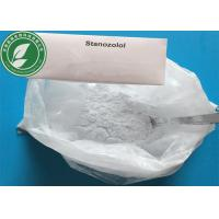Buy cheap Oral Bulking Cycle Steroid Stanozolol For Bodybuilding CAS 10418-03-8 from wholesalers