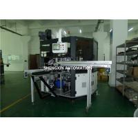 Buy cheap Rotary Cylindrical Automatic Flatbed Screen Printing MachineTouch Screen Controlled from wholesalers