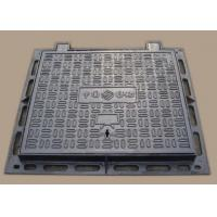 China Cast Iron Manhole Cover  made in china for export with low price on buck sale for export on sale