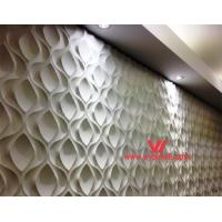 Buy cheap 3D Wood Wall Panels 3D Textured Wall Panels WY-385 from wholesalers