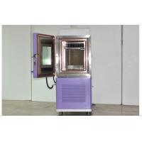 Buy cheap Medical Temperature Humidity Climatic Programmable Test Chamber in Unique Shape from wholesalers