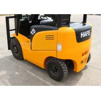 Buy cheap Full AC Electric Forklift Truck 1.5T Capacity 500mm Load Center With Curtis Controller product