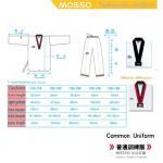Buy cheap Taekwondo unifrom from wholesalers