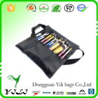 Buy cheap Factory hot sale Nylon Travel Cosmetic Bag for Essentials Makeup Brushes with belt from wholesalers