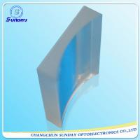 Buy cheap 1mm to 500mm Plano Concave Cylindrical Lens Optical Lens BK7k9 Sapphire Fused Silica(JGS1) Caf2 ZnSe Si Ge Made in China from wholesalers