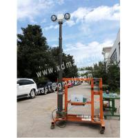 Buy cheap vehicle mounted telescopic mast light tower telescoping mast light pole from wholesalers