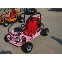 Buy cheap 50cc - 110cc Air Cooled Kids Mini Go Kart Automatic With Reverse from wholesalers