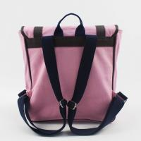 Quality Hipster Wonderful Pink School Bags Dust Resistant For Teenagers' Gifts for sale
