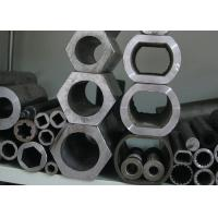 China Cold Drawn Carbon Steel Tube Mechanical Special Shape Tube ISO9001 ISO14001 on sale