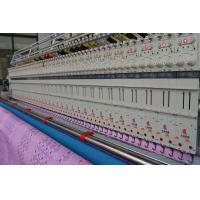 Buy cheap computerized 33 heads Quilting embroidery machine for home textile, mattress, curtain, cushion, blanket, apparel... from wholesalers