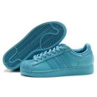 Buy cheap cheap Adidas Superstar II - Colours - Blue Model: 235 product