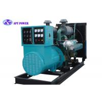 Buy cheap Commercial 50HZ Water Cooled 350kW Diesel Generator Set with Cummins Engine from Wholesalers