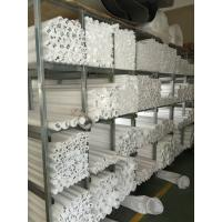 Buy cheap Industrial Extruded PTFE Teflon Rod Close Tolerance Low Water Adsorption from wholesalers