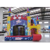 Buy cheap Classic inflatable castle bouncy house for sale hot sale inflatable jumping castle bouncy PVC inflatable bouncers from wholesalers