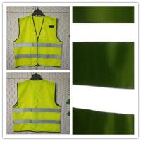 Buy cheap Plus Size Uniform Work Clothes 100% Polyester Made With Reflective Tapes product