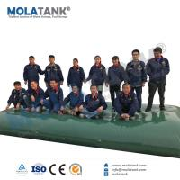 Buy cheap Molatank soft flexible self-inflating emergency water bladder storage tank for water storage, firefighting from wholesalers