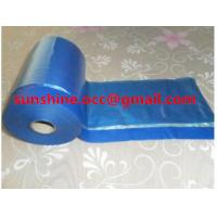 Buy cheap outdoor pretaped masking film with paper tape from wholesalers