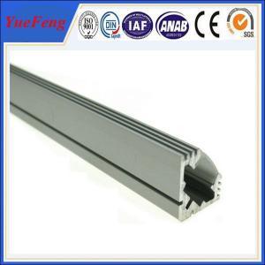 Buy cheap 6000 series extruded aluminium profile for led strip / aluminum profile for led light bar product