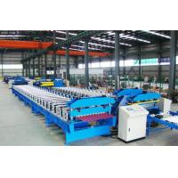 Buy cheap corrugated metal roof rolling machine from wholesalers