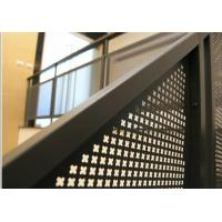 Buy cheap 3m Long Perforated Galvanized Steel Sheet Acid - Resistant 0.08 - 100mm Hole product