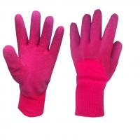Buy cheap gardening  latex coated  gloves product