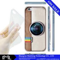 Buy cheap Custom Printing Mobile phone tpu case for iphone 6,Soft Transparent clear tpu case for iphone 6s,Gel case For sale from wholesalers