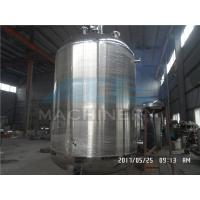 Buy cheap Stainless Steel Pharmaceutical Industry Use Mixing Tank Economical Vacuum Dispersing Mixing Tank from wholesalers